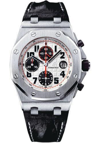 Audemars Piguet Prestige Sports Collection Royal Oak Offshore Chronograph Watches 26170ST.OO.D101CR.02