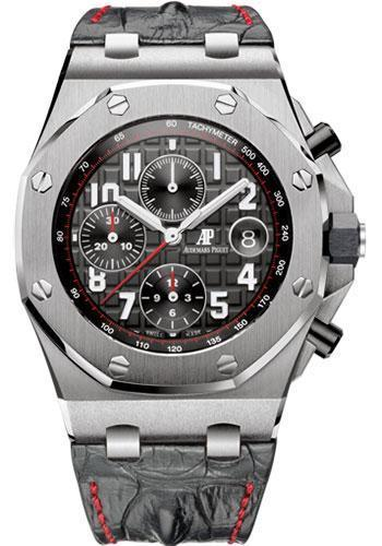 Audemars Piguet Royal Oak Offshore Chronograph Watch 26470ST.OO.A101CR.01