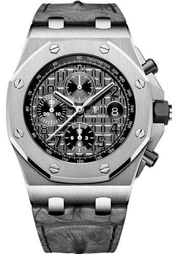 Audemars Piguet Royal Oak Offshore Chronograph Watch 26470ST.OO.A104CR.01