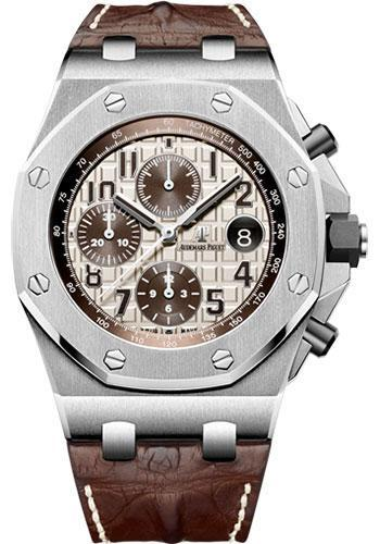 Audemars Piguet Royal Oak Offshore Chronograph Watch 26470ST.OO.A801CR.01
