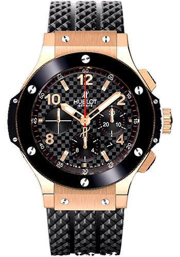 Hublot Watch Big Bang 44mm Evolution - Red Gold And Ceramic PreOwned
