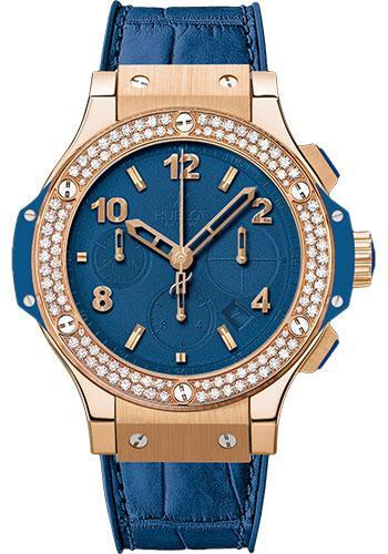 Hublot Big Bang 41mm Tutti Fruitti Watch 341.PL.5190.LR.1104