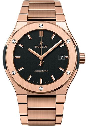 Hublot Classic Fusion 45mm king Gold Watch 510.OX.1180.OX