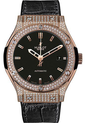 Hublot Classic Fusion 45mm king Gold Watch 511.OX.1180.LR