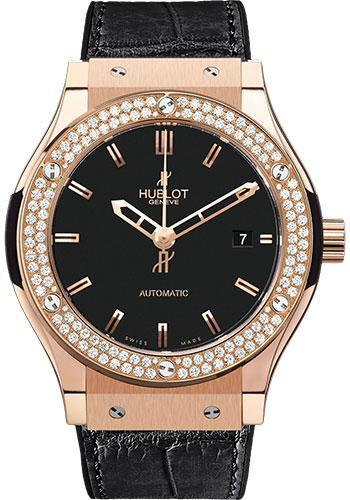 Hublot Classic Fusion 45mm Red Gold Watch 511.PX.1180.LR.1104