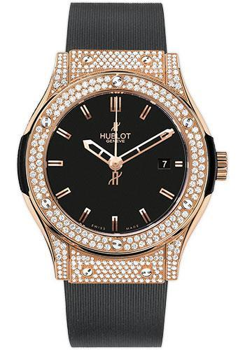 Hublot Classic Fusion 45mm Red Gold Watch 511.PX.1180.RX.1704