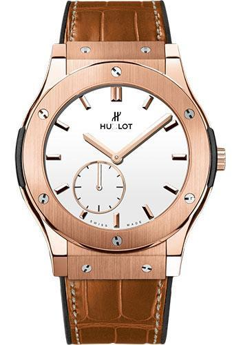 Hublot Classic Fusion Ultra-Thin Watch 515.OX.2210.LR