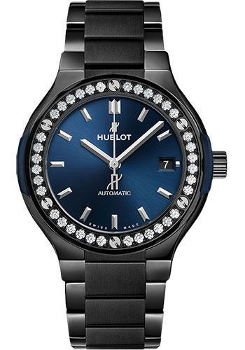 Hublot Classic Fusion 38mm Watch 568.CM.7170.CM.1204