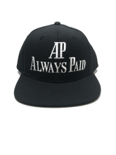Load image into Gallery viewer, ALWAYS PAID SNAPBACK