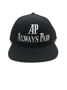 ALWAYS PAID SNAPBACK