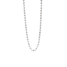 HALF MOON CUT BALL CHAIN