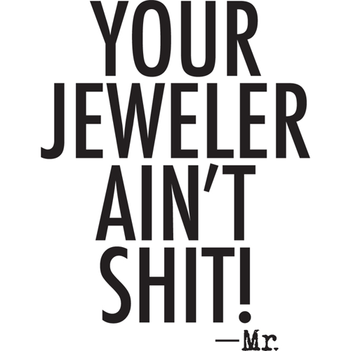 YOUR JEWELER AIN