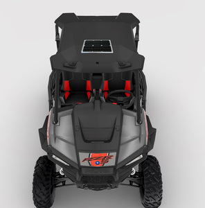 2019 Polaris RZR Solar Roof Battery Maintainer