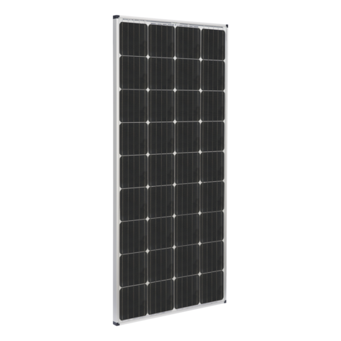 Zamp Solar 170 Watt Panel - Made In USA (B Grade)