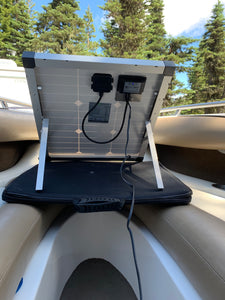 Wakeboard Boat Portable Solar Battery Charger