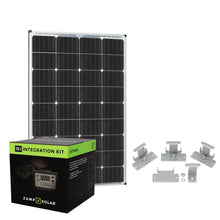 Load image into Gallery viewer, Zamp RV Solar Power Deluxe Kit Builder