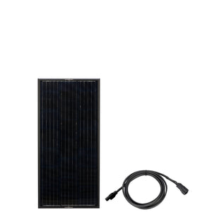 Zamp Solar Obsidian 45 Watt Long Panel - Made In USA (B Grade)