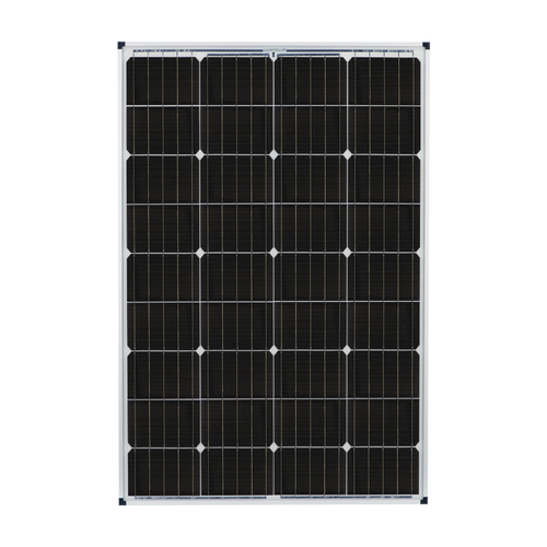 Zamp Solar 115 Watt Panel - Made In USA (B Grade)