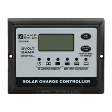 Load image into Gallery viewer, Zamp Solar 15 Amp Solar Charge Controller