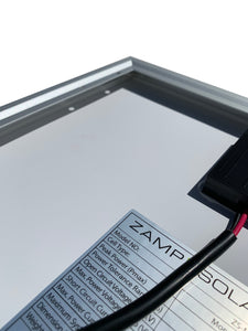 Zamp Solar 28 Watt Panel - Made in Canada (M28)