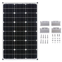 Load image into Gallery viewer, Zamp Solar 60 Watt Panel - Made in Canada (M60)
