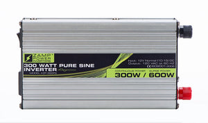 Zamp Solar 300 Watt Pure Sine Wave Power Inverter