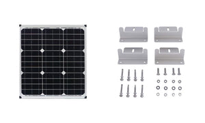 Zamp Solar 40 Watt Panel - Made in Canada (M40)