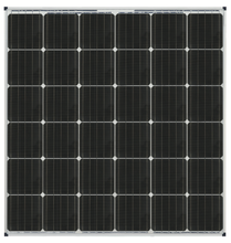 Load image into Gallery viewer, Zamp Solar 170 Watt Square Panel - Made In USA (B Grade)