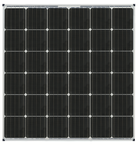 Zamp Solar 170 Watt Square Panel - Made In USA (B Grade)
