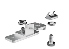 Load image into Gallery viewer, Zamp Solar Universal Panel Mounting Feet (Reversible)