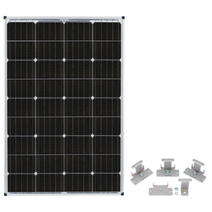 Zamp Solar 70 Watt Panel - Made In USA (B Grade)