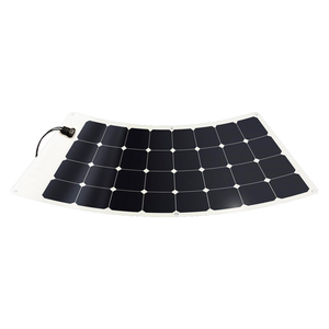Zamp Solar 100 Watt Flexi (Flexible Solar Panel)