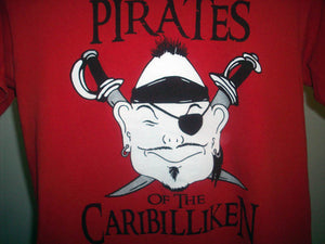 Pirates of the Carribiliken
