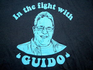 In the fight with GUIDO