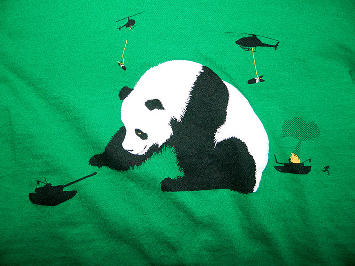 Panda Bear - Threadless