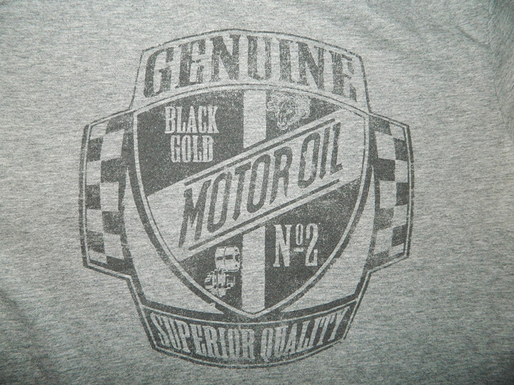 Genuine Motor Oil - Vintage