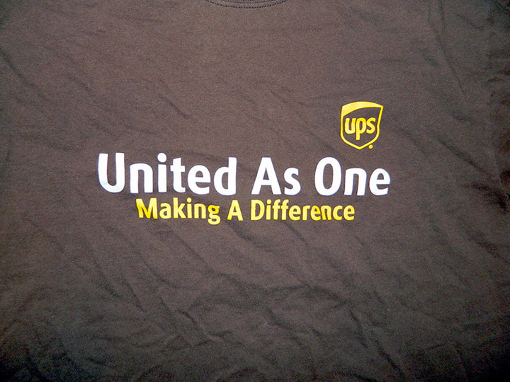 UPS United as One