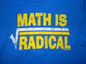 Math is Radical
