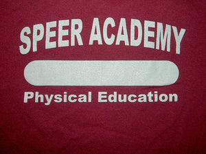 Speer Academy Physical Education