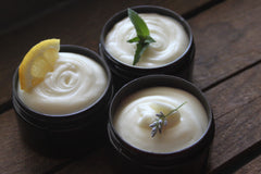 Body Butter - Lemon Creme