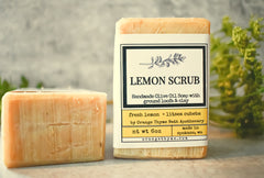 Lemon Scrub -Soap