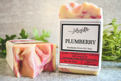Plumberry -Olive Oil Soap