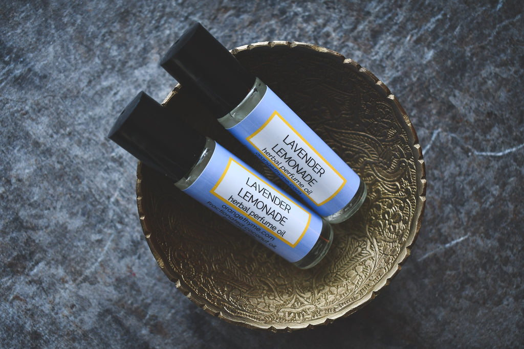 Lavender + Lemon  - Perfume Oil
