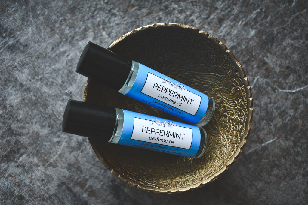 Pure Peppermint  - Perfume Oil