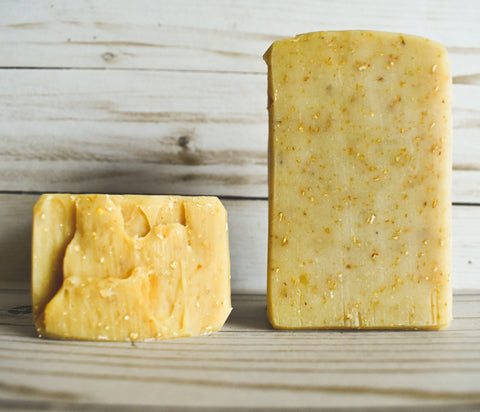 Oatmeal Clove  -Olive Oil Soap