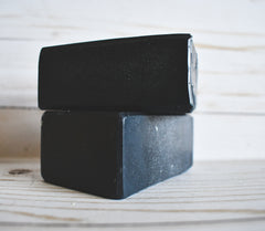 Peppermint  Charcoal -Olive Oil Soap