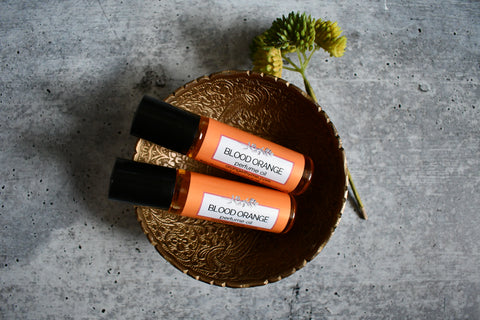 Blood Orange - Perfume Oil