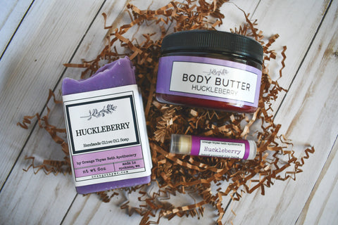 Gift Set - Huckleberry