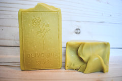 Spruce + Champagne -Olive Oil Soap