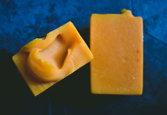 Tangerine Lemongrass -Olive Oil Soap